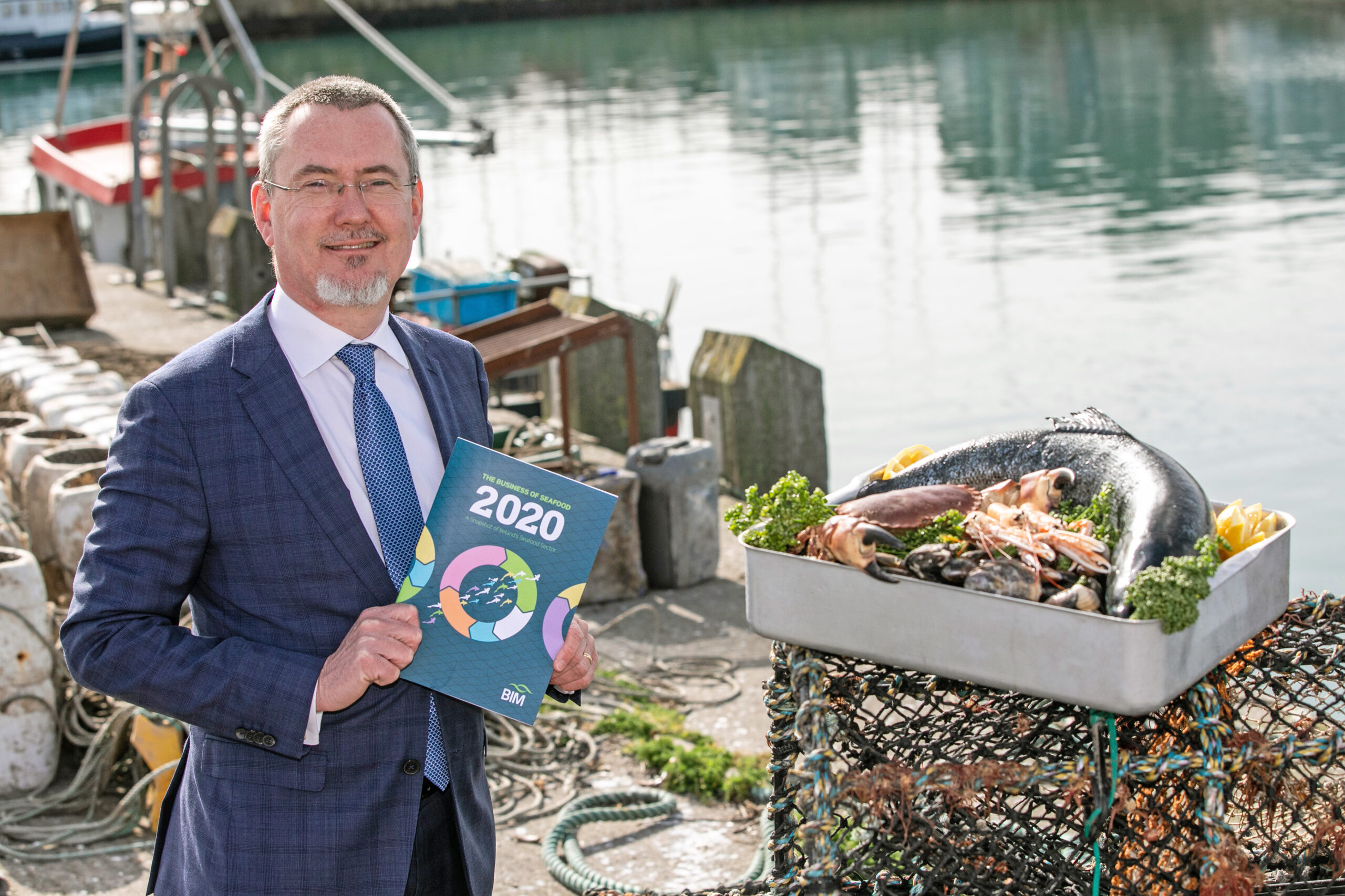 Bord Iascaigh Mhara Publish Annual Business of Seafood Report